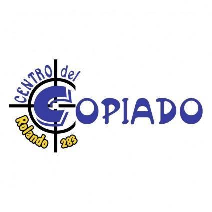 free vector Centro del copiado