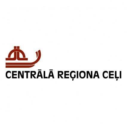 free vector Centrala regiona celi