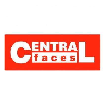 Central faces
