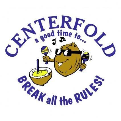 free vector Centerfold