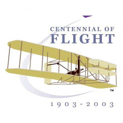 Centennial of flight 1903 2003 0