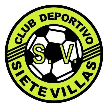 free vector Cd siete villas