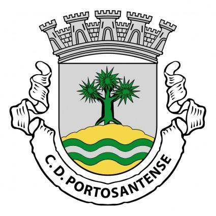 free vector Cd portosantense