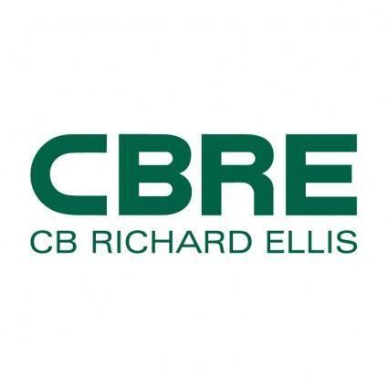 free vector Cb richard ellis 1