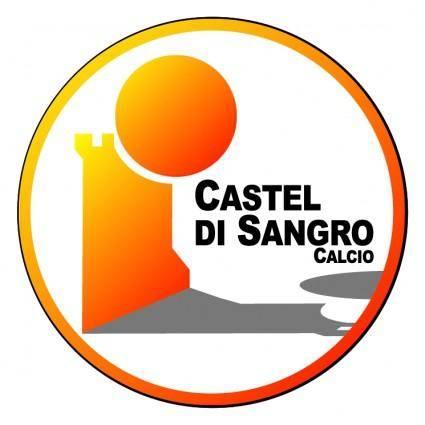 free vector Castel di sangro calcio