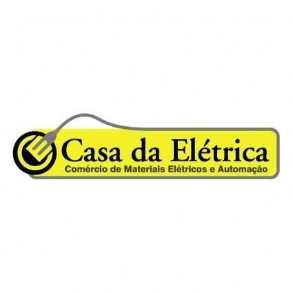 Casa da eletrica