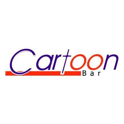 free vector Cartoon bar