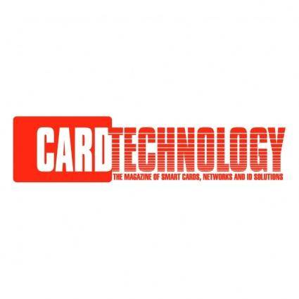 Card technology 0