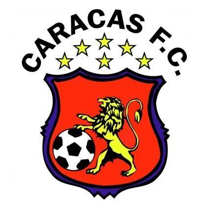 free vector Caracas futbol club