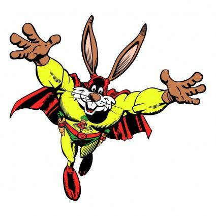 free vector Captain carrot
