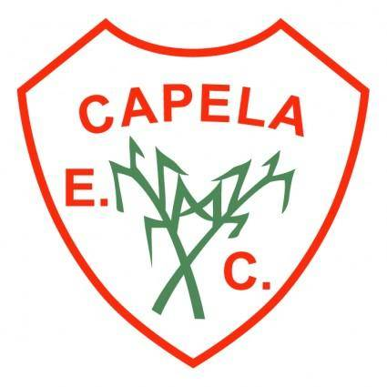 free vector Capela esporte clube capelaal