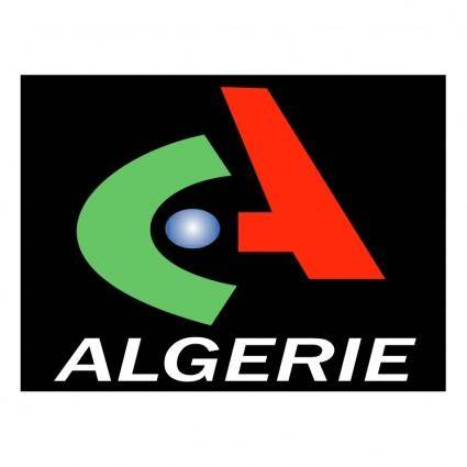 free vector Canal algerie tv