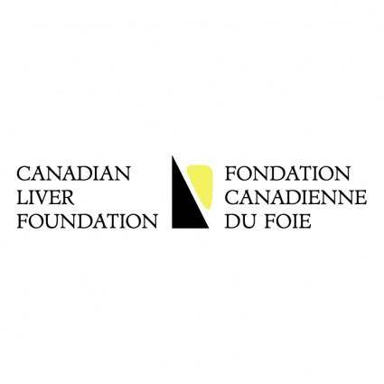 free vector Canadian liver foundation