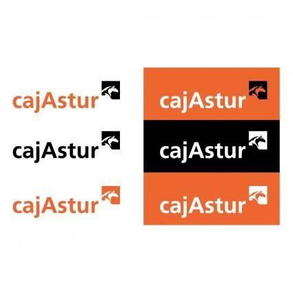 free vector Cajaastur