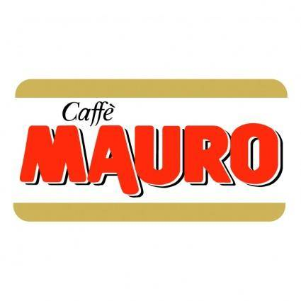 free vector Caffe mauro