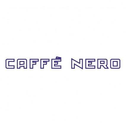 free vector Cafe nero