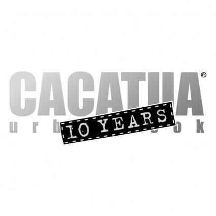 Cacatua 10 years