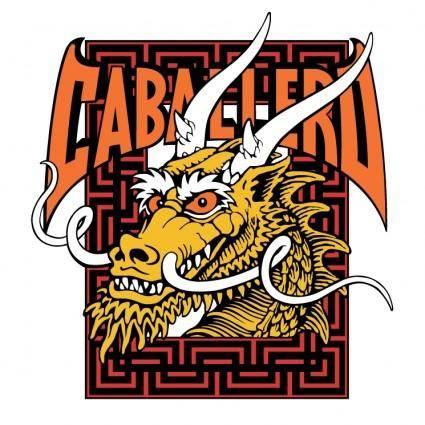 free vector Caballero