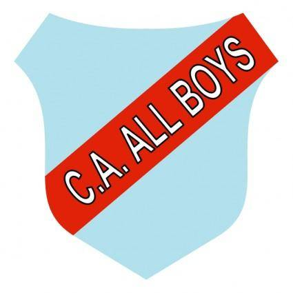 free vector Ca all boys 1