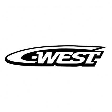 free vector C west