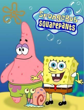 free vector Spongebob spongebob squarepants vector