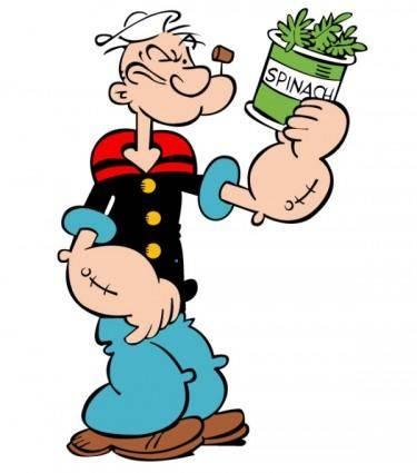 free vector Popeye popeye vector