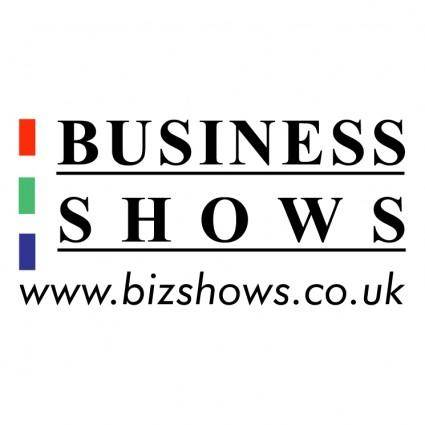 free vector Business shows