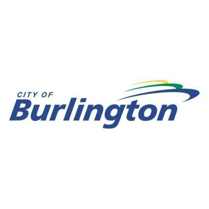 free vector Burlington 0