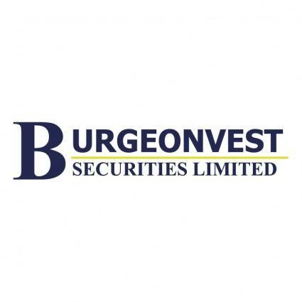 free vector Burgeonvest securities limited