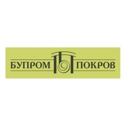 Buprom pokrov