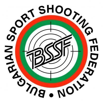 free vector Bulgarian sport shooting federation