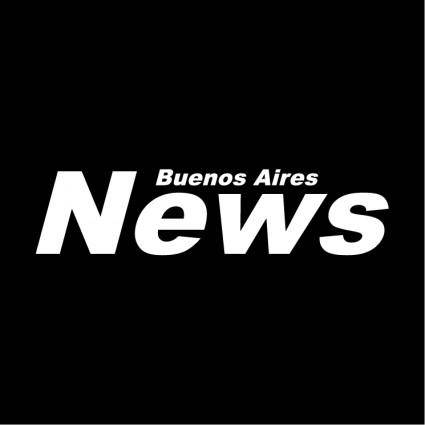 free vector Buenos aires news