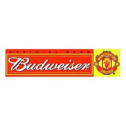 Budweiser manchester united