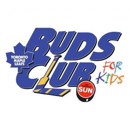 Buds club for kids