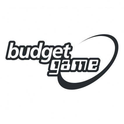 free vector Budget game