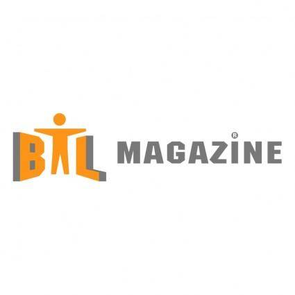 free vector Btl magazine