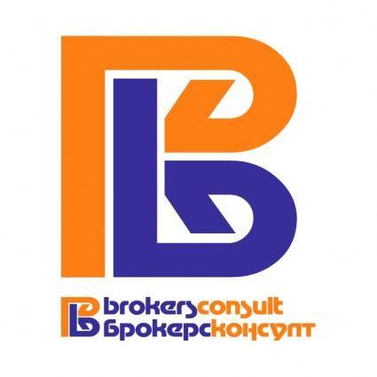 Brokers consult