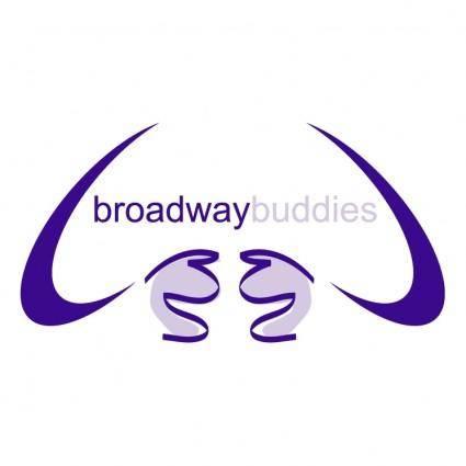 Broadway buddies