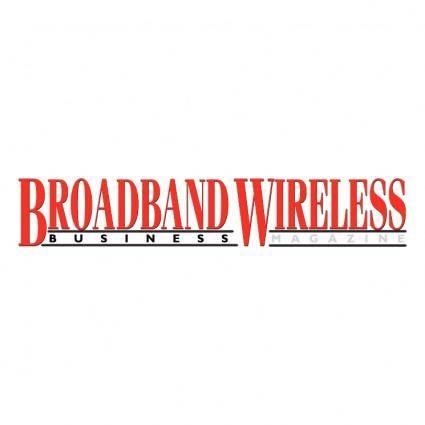 free vector Broadband wireless