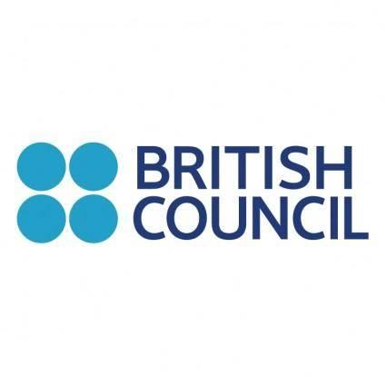 free vector British council 0