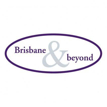 free vector Brisbane beyond
