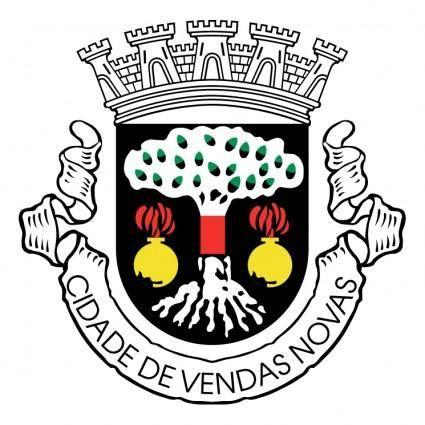 free vector Brazao vendas novas