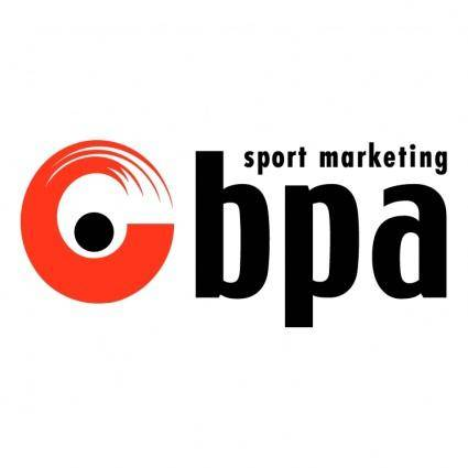 free vector Bpa sport marketing