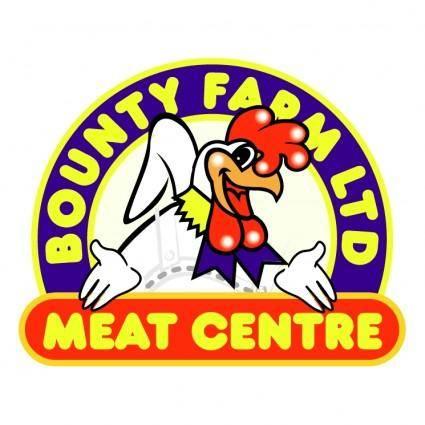 free vector Bounty farm meat centre