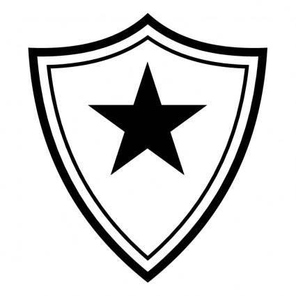 free vector Botafogo esporte clube de tres de maio rs