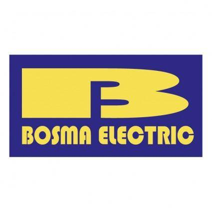 Bosma electric