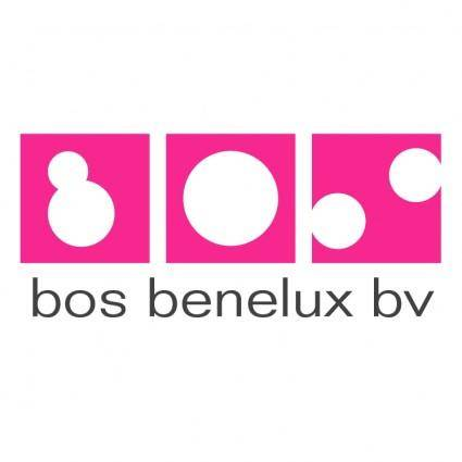 free vector Bos benelux