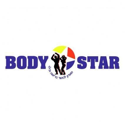 free vector Body star