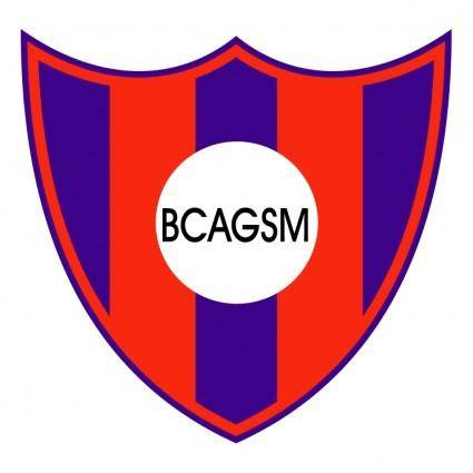 free vector Boching club atletico general san martin de angelica