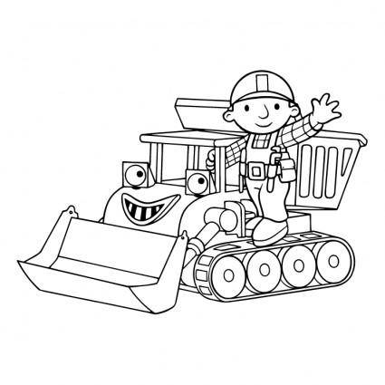 free vector Bob the builder 2